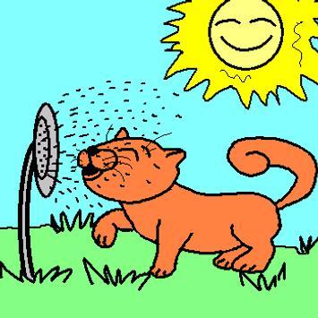 Cartoon Pet Kitty Cat Kitten screenshot 1