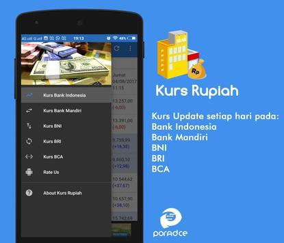 Kurs Rupiah screenshot 1