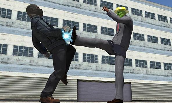 Mutant Mask Man screenshot 4