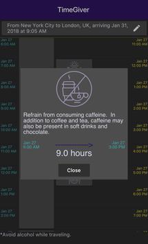 TimeGiver screenshot 2