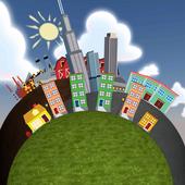 Capital City Clicker icon