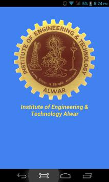 IET College Beta poster