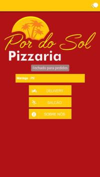 Por do Sol Pizzaria poster