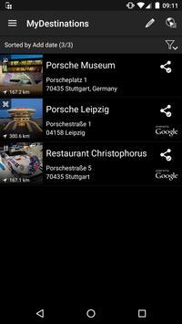 Porsche Connect apk screenshot