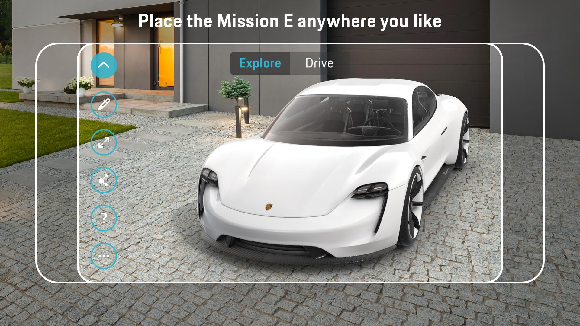 Porsche Mission E for Android - APK Download