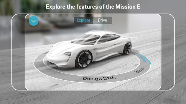 Porsche Mission E स्क्रीनशॉट 1