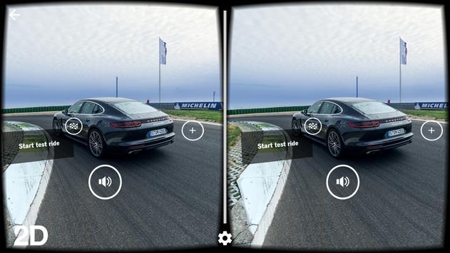 Porsche Panamera VR screenshot 3