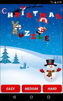 Christmas Puzzle poster