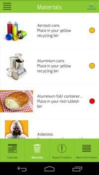 Port Macquarie Waste Info apk screenshot