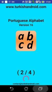 Portuguese alphabet for university students screenshot 13