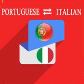 Portuguese Italian Translator icon