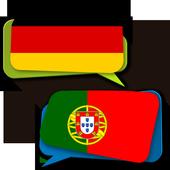 German Portuguese Translator icon