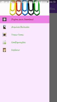 Colinha de Português apk screenshot
