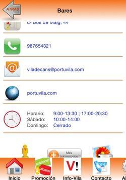 Portuvila Viladecans screenshot 3
