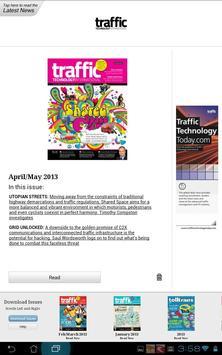 Traffic Technology Intl apk screenshot