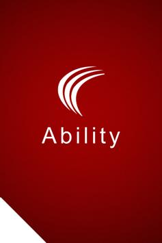 Ability poster