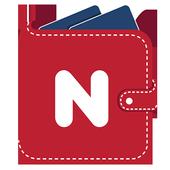 N Wallet  - Online Bus, Flight, Hotel Booking icon