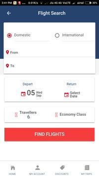 N Wallet  - Online Bus, Flight, Hotel Booking screenshot 3