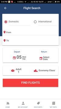 N Wallet  - Online Bus, Flight, Hotel Booking screenshot 4