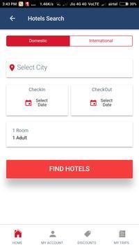 N Wallet  - Online Bus, Flight, Hotel Booking screenshot 5