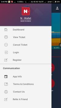 N Wallet  - Online Bus, Flight, Hotel Booking screenshot 7