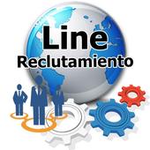 Line Reclutamiento icon