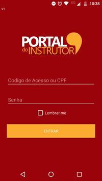 Portal do Instrutor IM poster