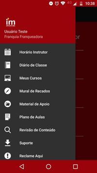 Portal do Instrutor IM apk screenshot
