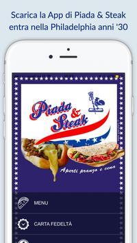 Piada & Steak poster