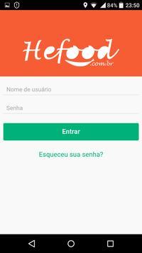 Hefood Comerciante-Gerenciador screenshot 1