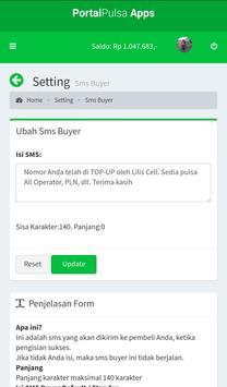 Portal Pulsa - Distributor Pulsa Termurah screenshot 5