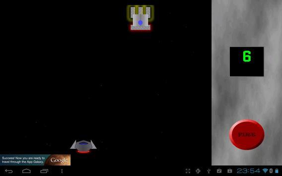 UFOs Invasion - Defender apk screenshot
