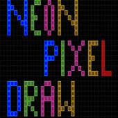 Neon Pixel Draw - Art icon