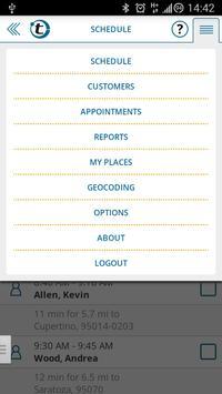 Sales Rep Route Planner apk screenshot