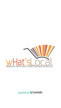 wHat's Local poster