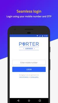 Porter Owner Assist poster