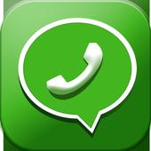 Wassup Messenger plus Caller ID icon
