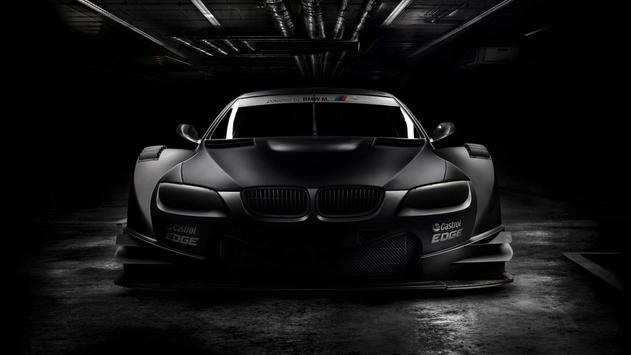 Black Sport Cars Wallpaper apk screenshot