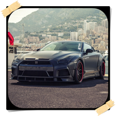 Cool Black Cars Wallpaper icon