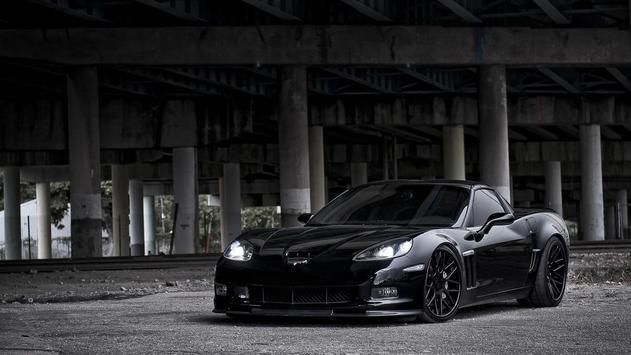 Cool Black Cars Wallpaper screenshot 2