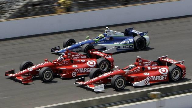 ... Indycar Racing Wallpaper screenshot 6 ...