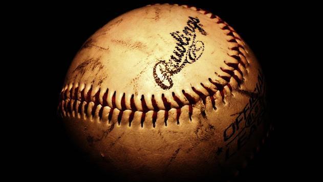 Baseball Wallpaper poster