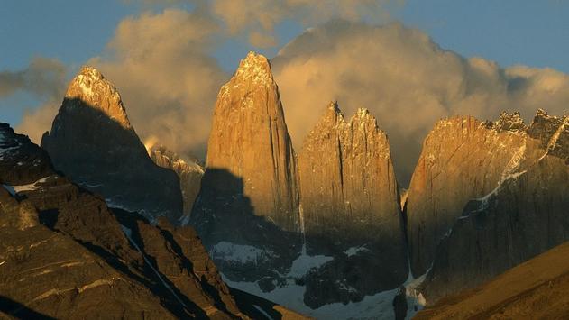 Mountain Top Wallpaper screenshot 1