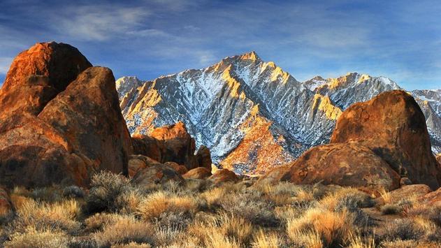 Mountain Top Wallpaper screenshot 4