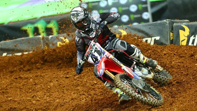 Dirt Bike Supercross Wallpaper apk screenshot