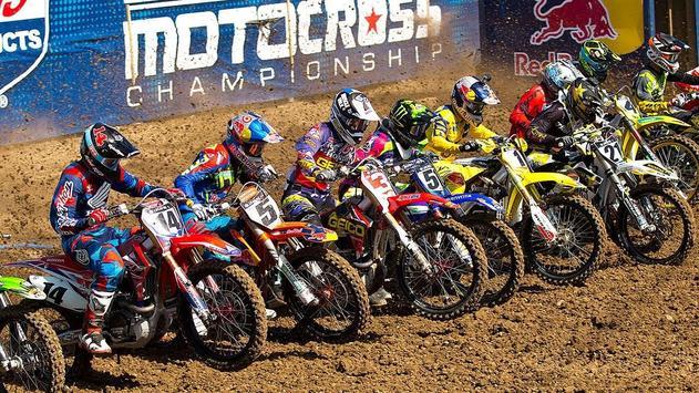 Supercross Racing Wallpaper screenshot 1