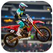 Super Dirt Bike Wallpapers icon
