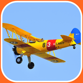 Old Airplane Wallpaper icon