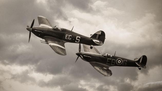 Vintage Airplane Wallpapers apk screenshot