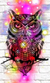 Cute owl wallpaper for android apk download cute owl wallpaper screenshot 18 voltagebd Image collections